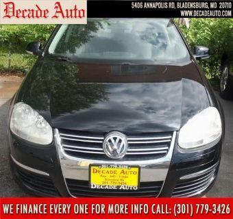2006 Volkswagen Jetta Value Edition (Black)