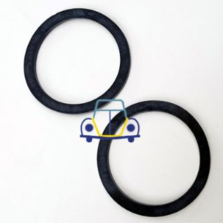 Ghia Turn Signal Lens-to-Bulb Holder Gasket, 59-64