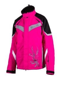 Purchase YAMAHA OEM Women's Yamaha Destiny Jacket with Outlast Fuchsia Size 12 motorcycle in Maumee, Ohio, US, for US $166.99