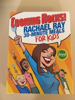 Rachael Ray 30-Minute Meals For Kids