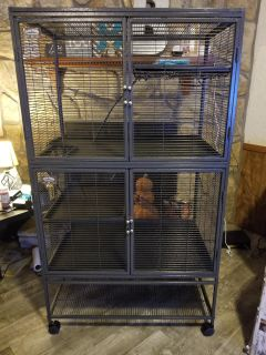 Critter nation cage