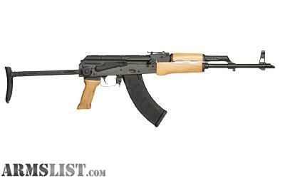 """For Sale: CENTURY ARMS- AK63DS STM 762X39 16"""" 30RD"""