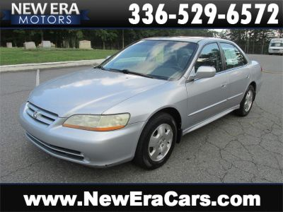 2001 Honda Accord EX (Silver)