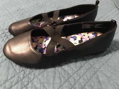 Faded Glory Size 3 Ballet Flats