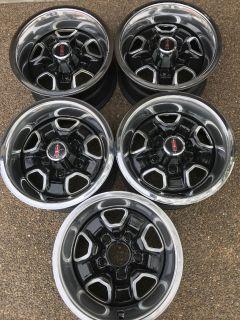 Oldsmobile wheels