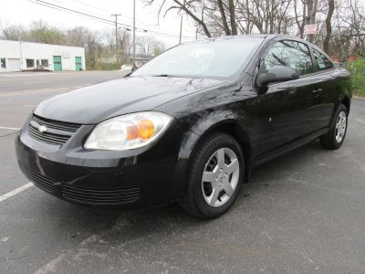 2007 Chevrolet Cobalt LT (Black)