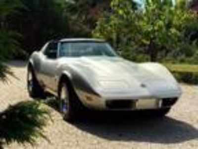 1973 Corvette Stingray C3 383 Stroker