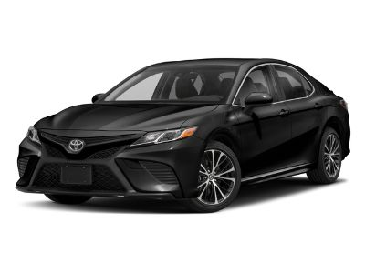 2018 Toyota Camry XSE (Ruby Flare Pearl)