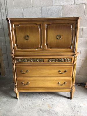MidCentury Gentlemen's dresser