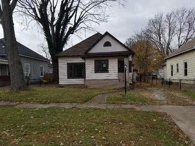 3 Bed 1 Bath Foreclosure Property in Kokomo, IN 46901 - S Indiana Ave