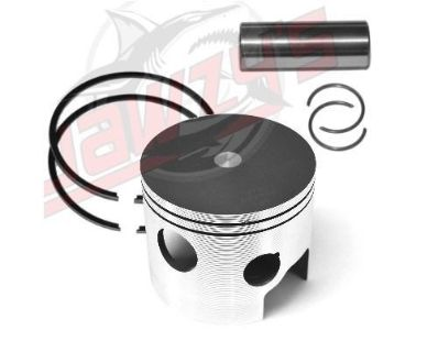 Purchase Wiseco Piston Kit 3.500 in Mercury 75 HP Inline-3 1994-2004 motorcycle in Hinckley, Ohio, United States, for US $74.85