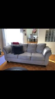 Set of couches pick up ASAP!
