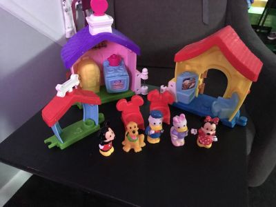 Little People- Mickey Mouse Clubhouse