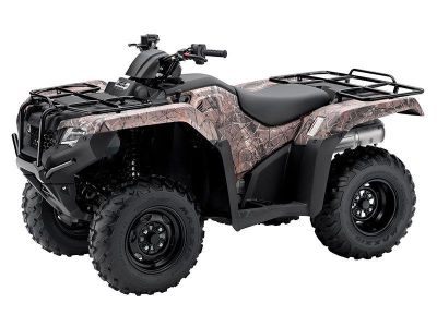 2015 Honda FourTrax Rancher 4x4 Utility ATVs Roca, NE