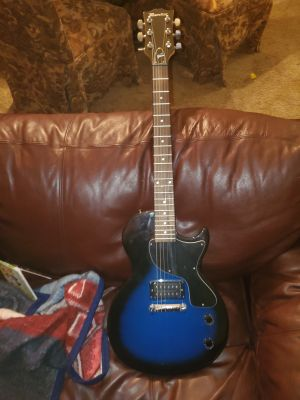 Blue Maestro by Gibson Guitar