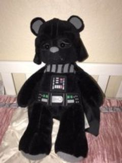 Authentic Darth Vader Build A Bear