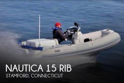 2003 Nautica 15 Diesel I/O RIB