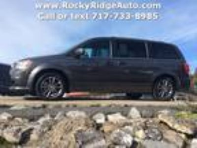 Used 2017 DODGE GRAND CARAVAN For Sale