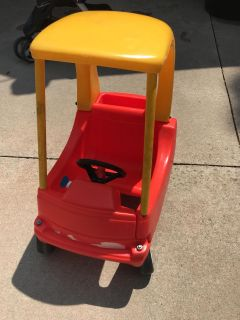 Free cozy coupe car