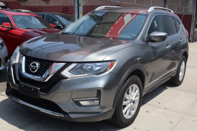 2017 Nissan Rogue AWD SV (Gun Metallic)