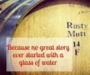 Make my with wine we train