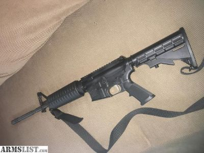 For Sale/Trade: Anderson ARM-15 AR15 556/223