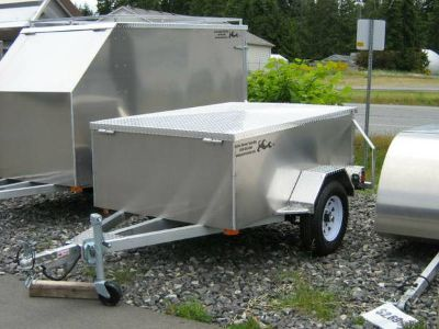 4x6 2000lbs Utility with flip lid