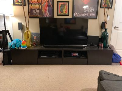 Entertainment center - IKEA