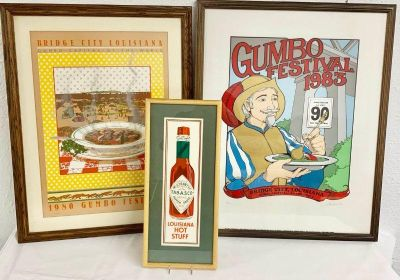 Local Artwork and More Online Auction..