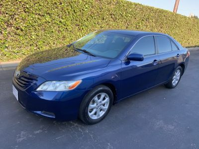 2008 Toyota Camry LE V6 (BLUE)