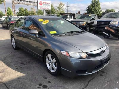 2010 Honda Civic LX-S (Gray)