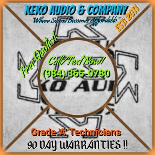 Best Car Audio Installation Company Around!!!