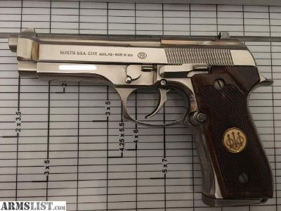 For Sale: Beretta 96-D