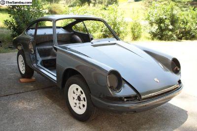 1966 Slate Grey 912 Project
