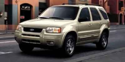 2003 Ford Escape Limited (Gold)