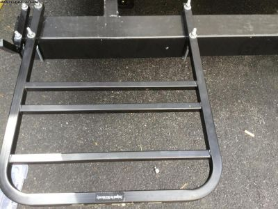 Rv bike carrier