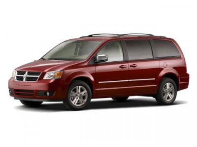 2010 Dodge Grand Caravan SXT (Bright Silver Metallic)