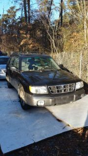 Buy 2000 Subaru Forester 5 speed manual transmission awd motorcycle in Glen Burnie, Maryland, United States, for US $295.00