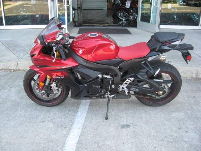 2014 SUZUKI GSX-R750 Street / Supermoto Motorcycles Dublin, CA