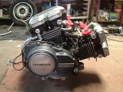 Sell 82 Honda Magna 1100 Engine - For Parts or Rebuild motorcycle in Naco, Arizona, United States, for US $450.00