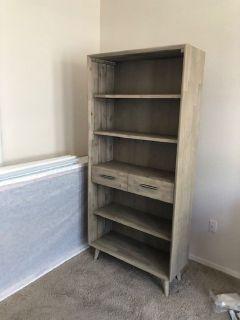 """Bookcase 35""""W x 14""""D x 75""""H"""