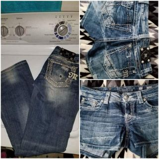 Miss me jeans and shorts