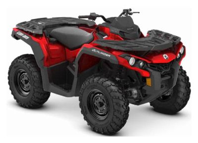2019 Can-Am Outlander 650 ATV Utility Montrose, PA