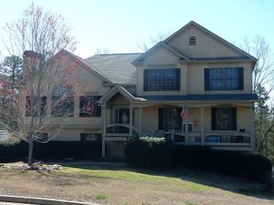 4 Bed 3 Bath Preforeclosure Property in Canton, GA 30114 - Black Hawk Ln