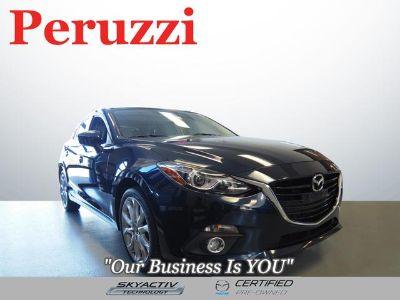 2015 Mazda Mazda3 s Grand Touring (Deep Crystal Blue Mica)