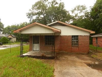 3 Bed 1 Bath Foreclosure Property in Mobile, AL 36610 - Oneal St