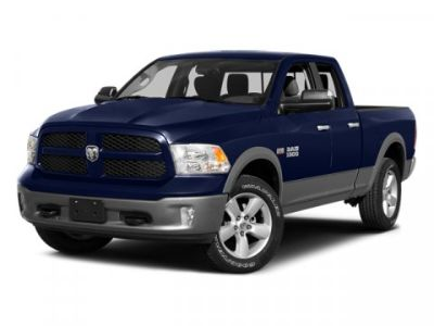 2014 RAM RSX Tradesman (Black Clearcoat)