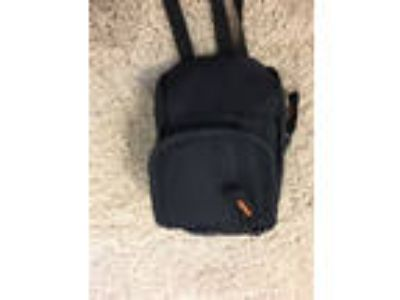 Black Pocket Camera Bag - Brand New
