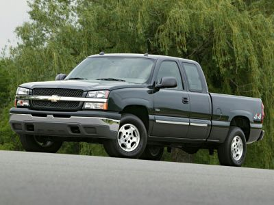 2006 Chevrolet Silverado 1500 LT (Summit White)