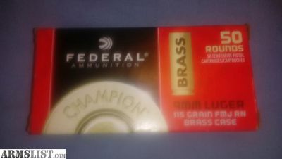 For Trade: 9mm Ammo for .45acp Ammo